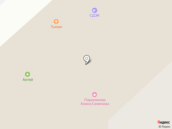 Тимошка на карте Вологды