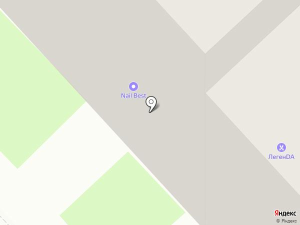 АвтоЗапад 35 на карте Вологды