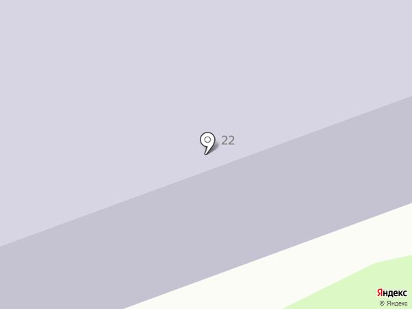 Гуманитарная гимназия №8 на карте Северодвинска