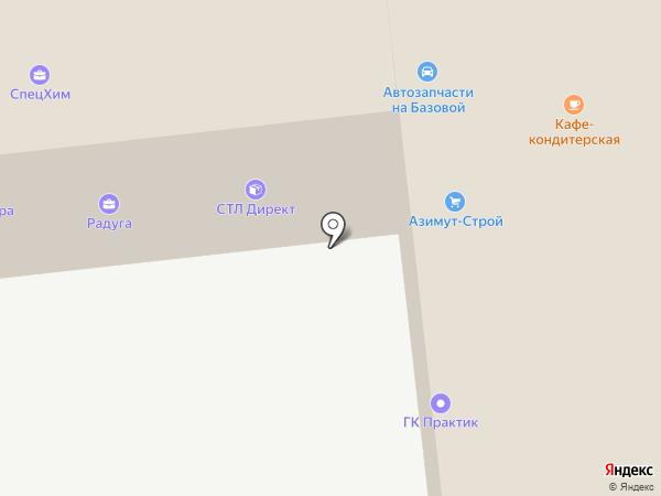 CAR-GO на карте Ярославля