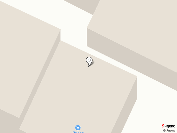 Диолд на карте Ярославля