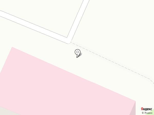 Детская городская поликлиника №1 на карте Вологды