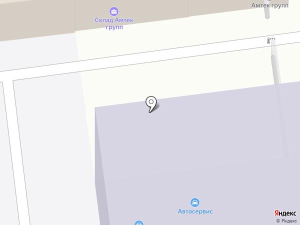 YAROPEL-запчасти на карте Ярославля