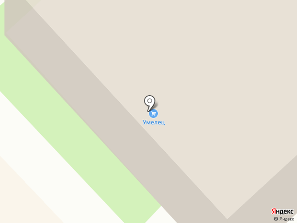 ВЕЗЕТ на карте Вологды
