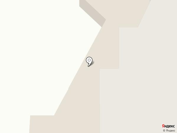 Водолей на карте Вологды