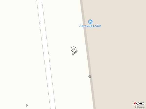 Газтормоз.рф на карте Ярославля