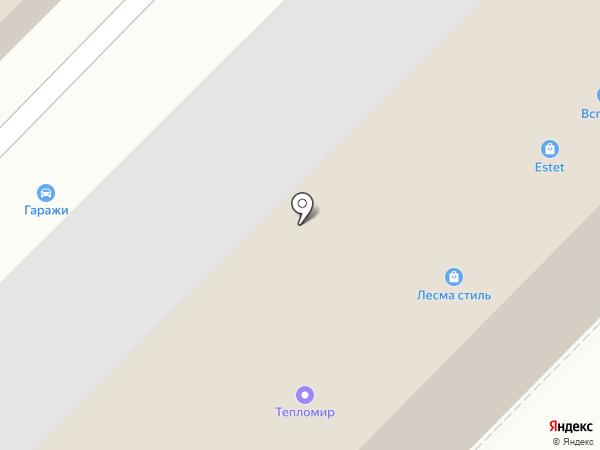 76 Квадратных метров на карте Ярославля