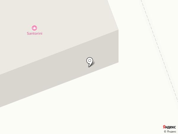 Автоспас на карте Северодвинска