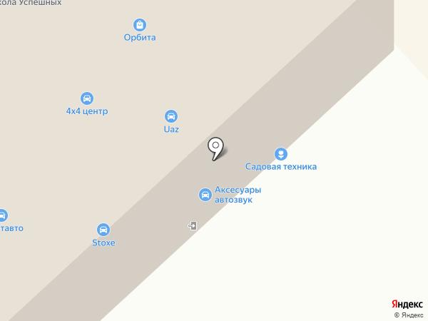 Премио на карте Вологды