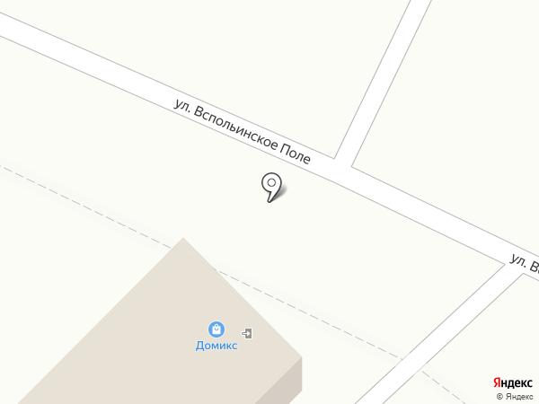 КрепМаркет на карте Ярославля
