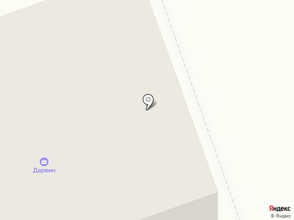 ВИП Строй Сервис на карте Северодвинска
