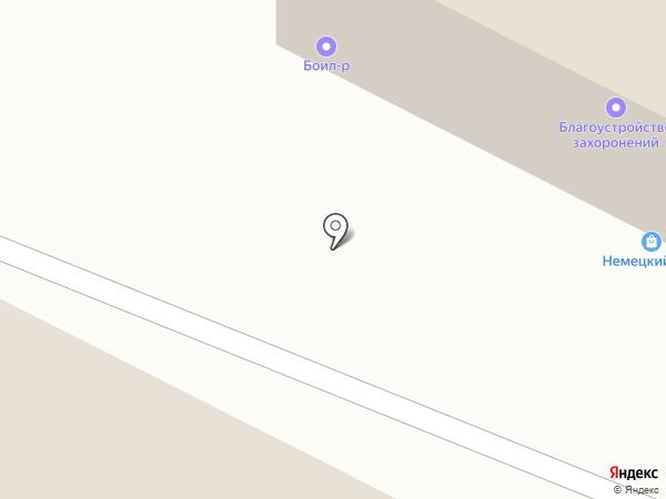 КерамДрим на карте Ярославля