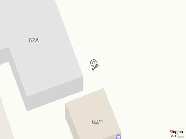 Шиномонтажная мастерская на карте Северодвинска