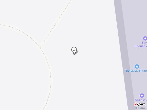 Агава на карте Ярославля
