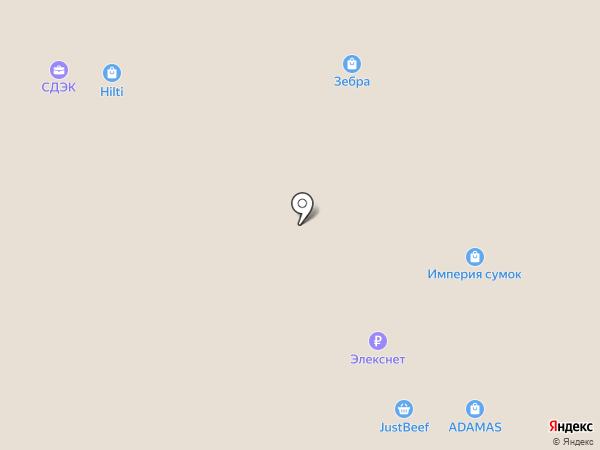 ВелоАС на карте Аксая