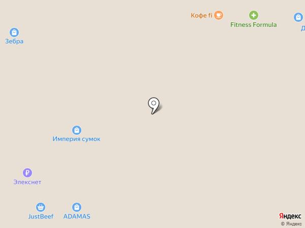 Twiggy на карте Аксая