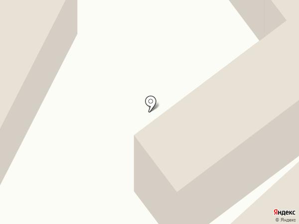 Трасса на карте Ярославля