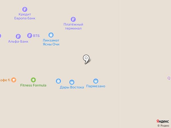 Мегафон на карте Аксая