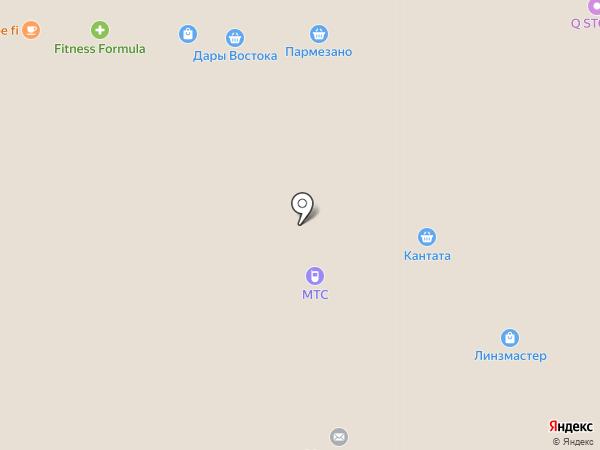 Druman на карте Аксая