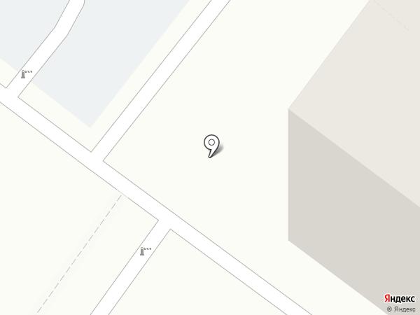 Кроха на карте Ярославля