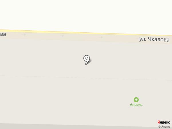 Отличный на карте Ярославля