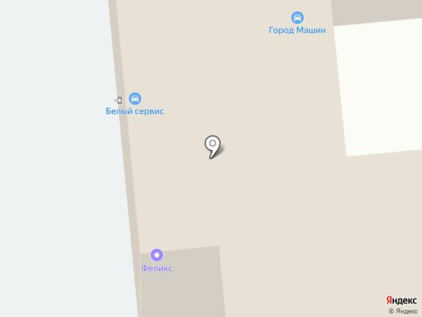 ЯрТурбо Сервис на карте Ярославля