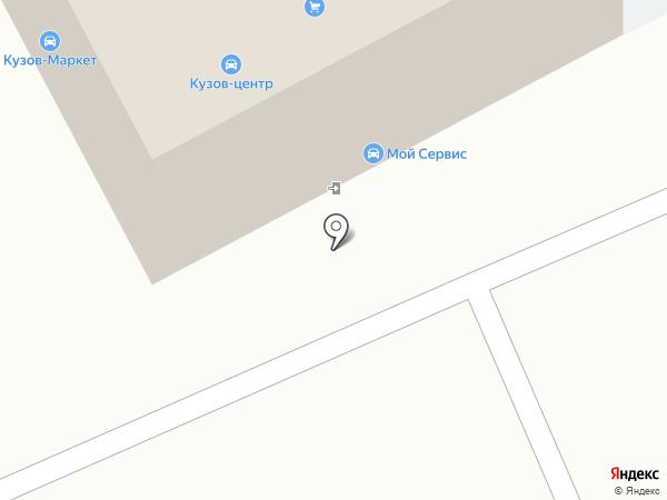 Фокус-Сервис на карте Ярославля