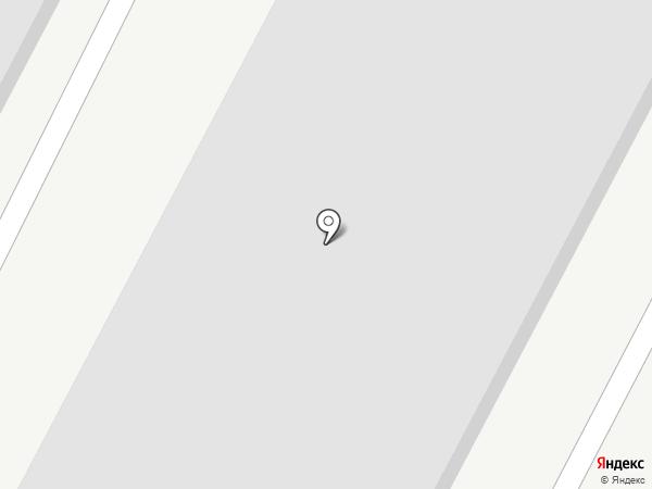 ДИНАМО на карте Вологды