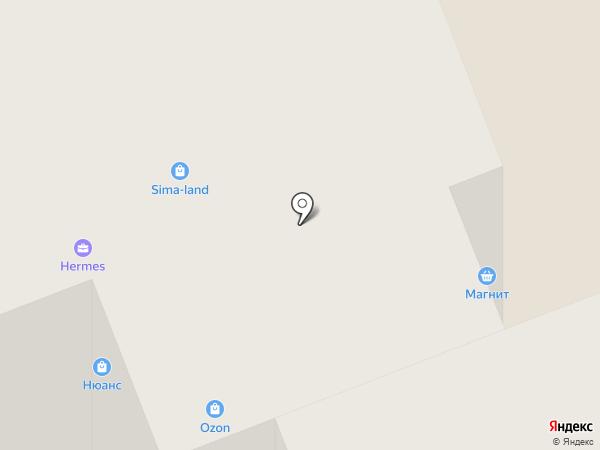 Оптово-розничная фирма на карте Северодвинска