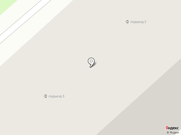 АПРЕЛЬ на карте Вологды
