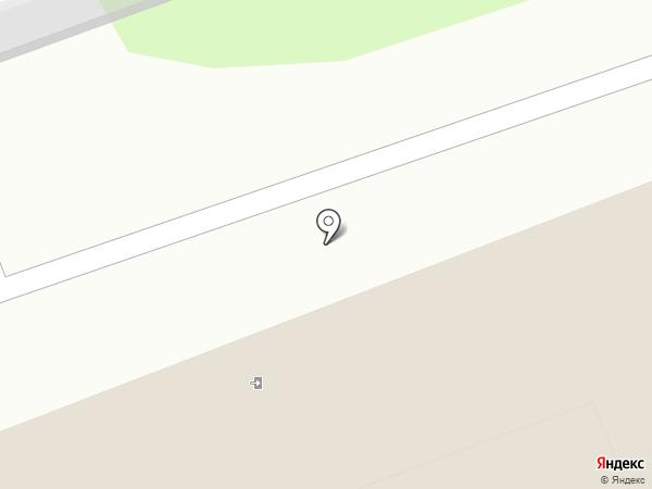Физкультурный центр на карте Северодвинска