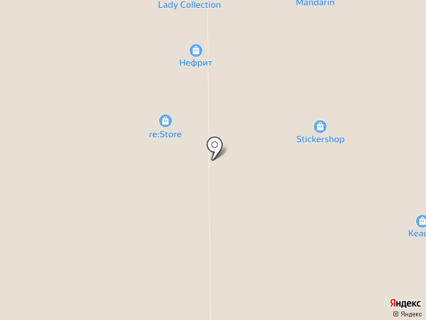 Musetti на карте Аксая