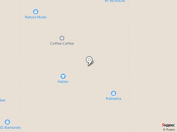 Ювелирный №1 на карте Аксая
