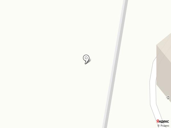 Иван да Марья на карте Северодвинска