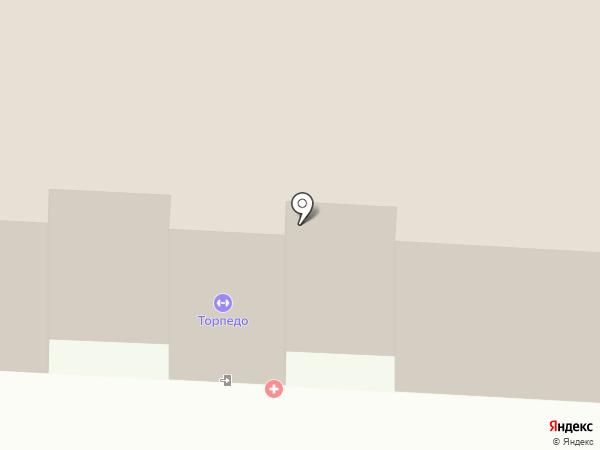 КРАВ-МАГА на карте Ярославля