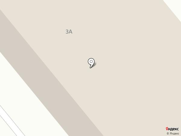 Мята на карте Северодвинска