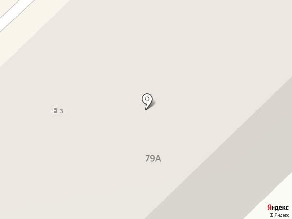 Вологодская фабрика рекламы на карте Вологды