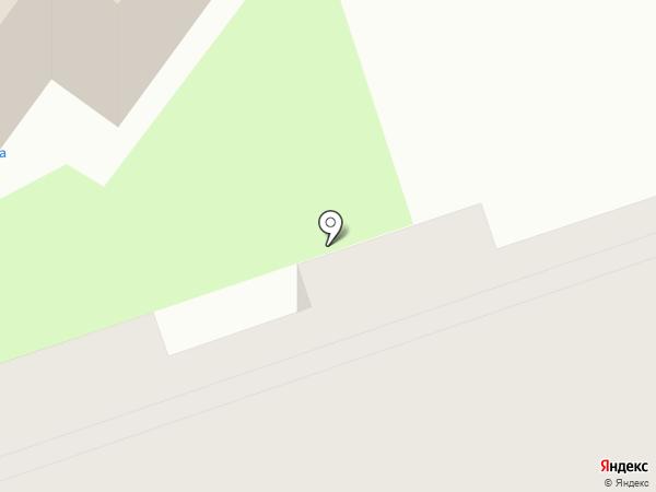 Живика на карте Ярославля