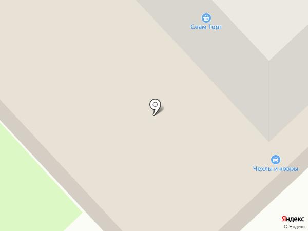 Малина на карте Вологды