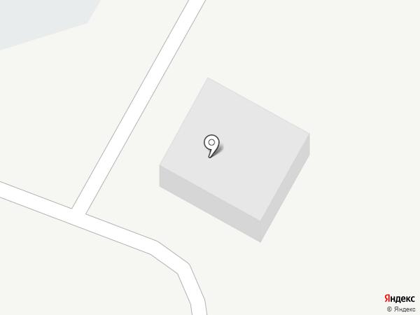 Торгово-сервисная компания на карте Аксая