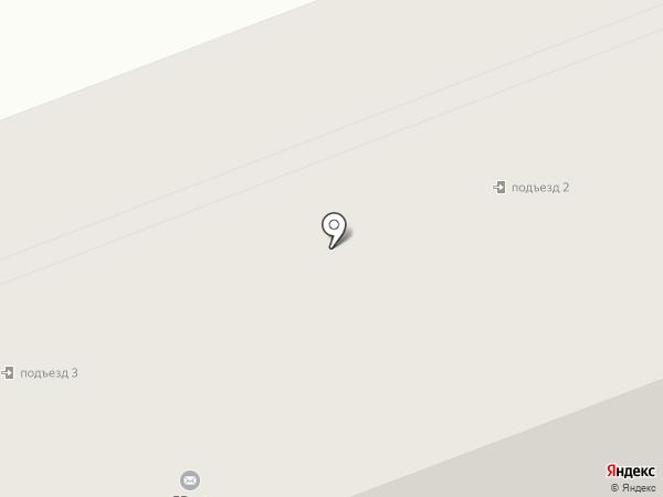 Метро на карте Северодвинска