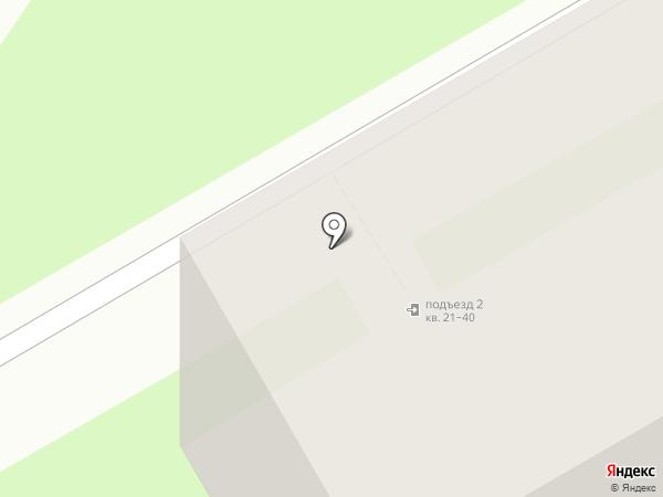 Веес на карте Ярославля
