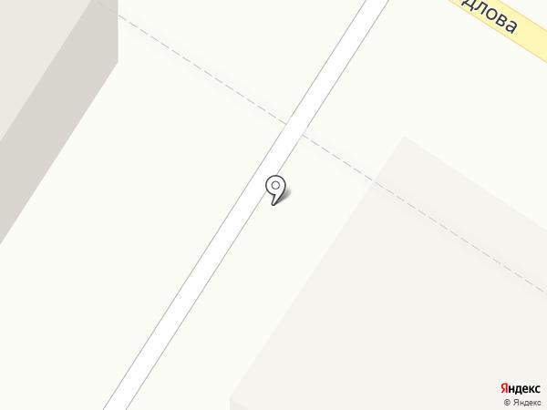 Бензомир на карте Ярославля