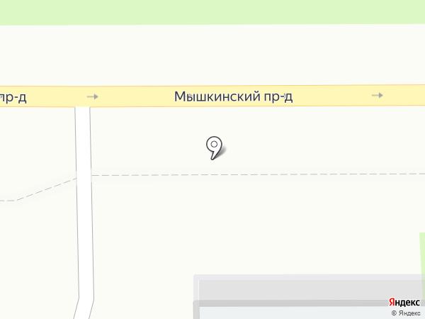 Компания пиломатериалов на карте Ярославля