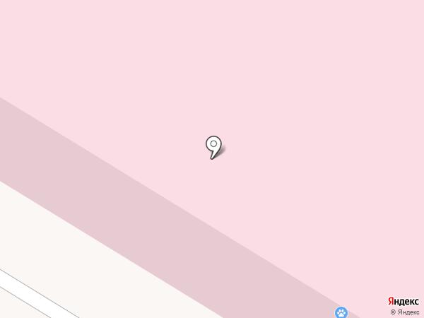 Вологодская областная ветеринарная лаборатория на карте Вологды