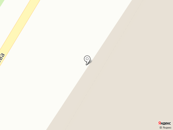 Департамент региональной безопасности на карте Ярославля