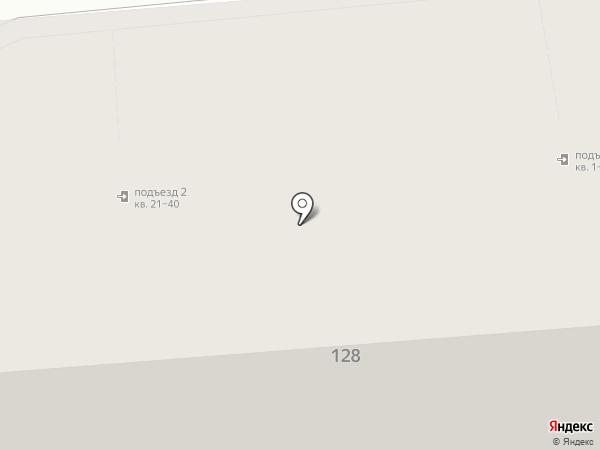 Котопес на карте Ярославля