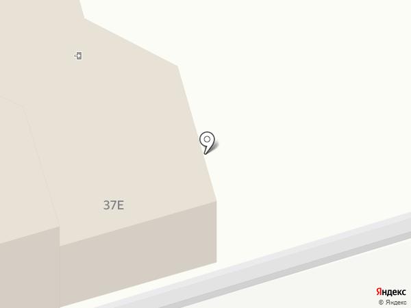 Темп Авто, ГК на карте Аксая