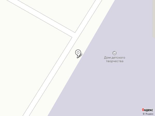 Дом детского творчества Фрунзенского района на карте Ярославля