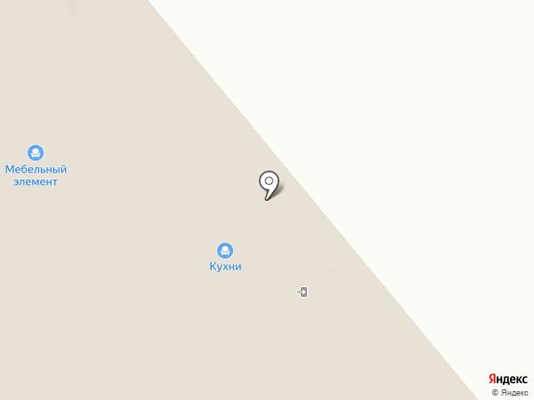 Мандарин на карте Вологды